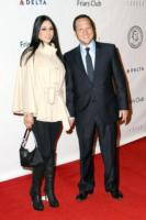 Patricia Azarcoya Arce, Rob Schneider - Beverly Hills - 24-04-2011 - Rob Schneider si è sposato per la terza volta