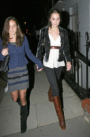 Kate Middleton, Pippa Middleton - Londra - 17-10-2007 - Kate e Pippa Middleton come non le avete mai viste
