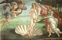 Botticelli, Nascita di Venere - Lady Gaga e le altre: indossa l'arte e mettila da parte!