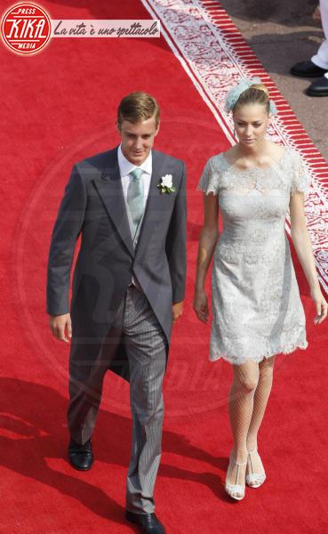 Pierre Casiraghi, Beatrice Borromeo - Monaco - 02-07-2011 - Beatrice Borromeo: ecco la nuova principessa di Monaco
