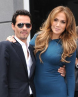 Marc Anthony, Jennifer Lopez - Hollywood - 23-05-2011 - Jennifer Lopez festeggia il compleanno di Marc Anthony