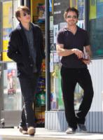 Indio Downey, Robert Downey Jr - Malibu - 21-08-2011 - Papàpagami la cauzione. Ecco i figli degeneri dei vip