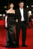 Monica Bellucci, Vincent Cassel - Venezia - 24-10-2008 - Venezia 75, bestiale Tina Kunakey! Lady Cassel azzanna il Lido