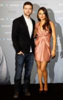 Mila Kunis, Justin Timberlake - Berlino - 29-07-2011 - Mila Kunis e Justin Timberlake negano di essersi scambiati foto a luci rosse
