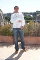 Antonio Banderas - Roma - 21-09-2011 - Pedro Almodovar, Elena Anaya e Antonio Banderas a Roma per La pelle che abito