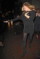 Kate Moss - Londra - 04-11-2011 - Kate Moss: una modella dall'equilibrio precario