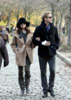 Ryan Gosling, Eva Mendes - Parigi - 27-11-2011 - Mendes-Gosling: ecco il nome della primogenita