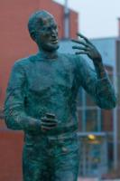 Steve Jobs - Budapest - 21-12-2011 - Tutti i personaggi che si sono meritati una statua