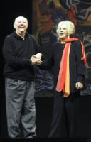 Franca Rame, Dario Fo - Milano - 16-01-2012 - Callas, lo spettacolo che unisce Dario Fo e Paola Cortellesi