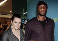 """Lamar Odom, Khloe Kardashian - Dallas - 17-01-2012 - Khloe Kardashian """"Cerchiamo di avere un bambino ma per fortuna non è ancora arrivato"""""""