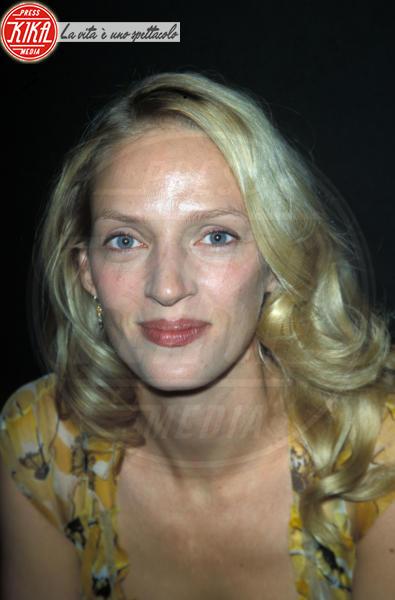 Uma Thurman - New York - 11-10-2000 - Uma Thurman irriconoscibile a causa del bisturi