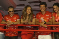 Casper Smart, Jennifer Lopez - Rio de Janeiro - 20-02-2012 - Casper Smart, bye bye J-Lo, meglio i transessuali