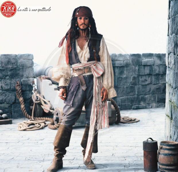 Johnny Depp - Pirati dei Caraibi 5: ecco la prima foto sul set