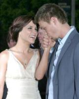 Sophia Bush, Chad Michael Murray - Los Angeles - 23-04-2012 - Romanticismo: la chiave per entrare nel cuore delle donne