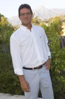 Fabio Capello - Marbella - 31-07-2010 - Presto potremo rivederlo così: Fabio Capello senza soldi