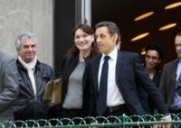 Nicolas Sarkozy, Carla Bruni - 02-05-2012 - L'ex presidente Sarkozy in stato di fermo per concussione