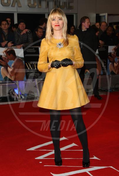 Edith Bowman - Londra - 11-01-2012 - Corto e colorato: ecco il cappotto di primavera