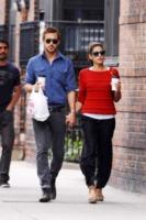 Ryan Gosling, Eva Mendes - New York - 10-05-2012 - Mendes-Gosling: ecco il nome della primogenita