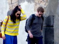 Priscilla Chan, Mark Zuckerberg - Ravello - 29-05-2012 - Ossessione privacy, Mark Zuckerberg e la sua casa vacanze