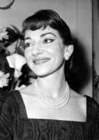 Maria Callas - Parigi - 01-01-1955 - Callas, lo spettacolo che unisce Dario Fo e Paola Cortellesi