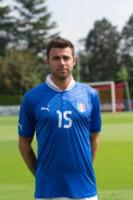 Andrea Barzagli - Coverciano - 30-05-2012 - Mondiali di Calcio 2014: ecco la Nazionale… delle Wags!