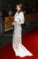 Emma Stone - Londra - 05-10-2011 - Emma Stone ha già vinto l'Oscar dell'eleganza!