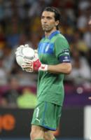 Gianluigi Buffon - Kiev - 02-07-2012 - Mondiali di Calcio 2014: ecco la Nazionale… delle Wags!