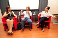 Carmine Abate, Rossella Scherl, Raffaella Rinaldis - 02-07-2012 - Fimmina TV: la Locride si tinge di rosa