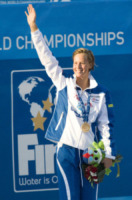 Federica Pellegrini - Roma - 30-07-2009 - Federica Pellegrini portabandiera italiana alle Olimpiadi di Rio