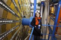 Fabiola Gianotti - Ginevra - 04-02-2011 - Fabiola, un' italiana fra gli scopritori del Bosone di Higgs