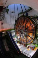 CERN - Ginevra - 12-07-2012 - Fabiola, un' italiana fra gli scopritori del Bosone di Higgs