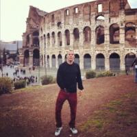 Steve-O - Roma - 08-03-2012 - Justin Bieber & co: quando le star dimenticano le buone maniere