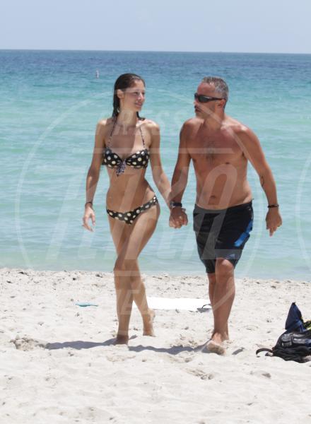 Marica Pellegrinelli, Eros Ramazzotti - Miami - 19-08-2012 - Eros Ramazzotti condivide con i fan le foto delle nozze
