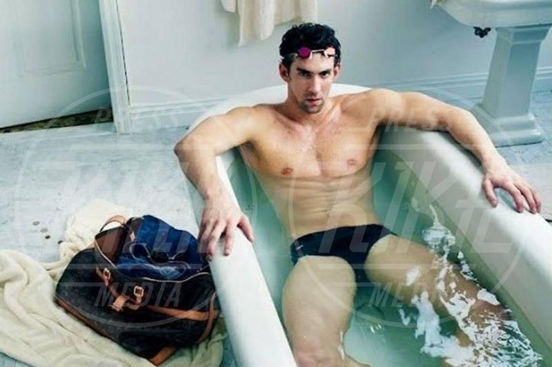 Michael Phelps - Los Angeles - 20-08-2012 - Michael Phelps: questo è il mio alloro più bello