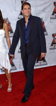 Jim Caviezel - Culver City - 05-06-2004 - JIM CAVIEZEL MALVIVENTE PENTITO A NEW YORK