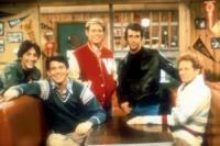Don Most, Anson Williams, Scott Baio, Ron Howard, Henry Winkler - florida - 26-08-2012 - Happy Days compie 45 anni: gli attori ieri e oggi
