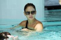 Jennifer Lopez - Miami - 01-09-2012 - L'estate non è solo mare, ma anche tranquillitàdella piscina