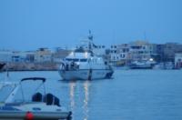 Migranti - Lampedusa - 08-09-2012 - Affonda un barcone di immigrati al largo di Lampedusa: 17 morti