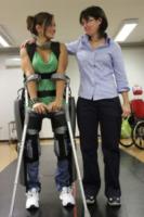 Eleonora Guanziroli, Manuela Migliaccio - Como - 17-09-2012 - Manuela, paraplegica da tre anni è tornata a camminare