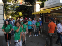Manuela Migliaccio - Como - 15-09-2012 - Manuela, paraplegica da tre anni è tornata a camminare