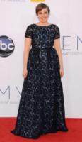 Lena Dunham - Los Angeles - 23-09-2012 - Lena Dunham, un passo avanti e uno indietro sul red carpet