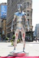 David Beckham - New York - 16-08-2012 - Tutti i personaggi che si sono meritati una statua