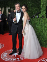 Livia Giuggioli, Colin Firth - West Hollywood - 28-02-2011 - Da Beatrice Borromeo a Dajana Roncione: Italians do it better!