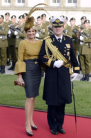 Máxima Zorreguieta Regina d'Olanda, Principe William Alexander - Lussemburgo - 20-10-2012 - Letizia, Rania, Mathilde, Charlene, Maxima: regine di stile