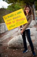 """Ester Malvagna, Avvocato - Siracusa - 17-10-2012 - Raffaella Mauceri: """"Diciamo basta ai femminicidi"""""""