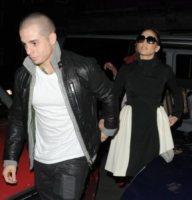 Casper Smart, Jennifer Lopez - Londra - 24-10-2012 - Casper Smart, bye bye J-Lo, meglio i transessuali