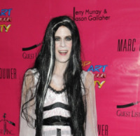Alex McCord - New York - 29-10-2011 - Ad Halloween le star si vestono così