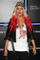 Christina Aguilera - Beverly Hills - 25-10-2012 - Le celebrity, tutte pazze per Walt Disney!