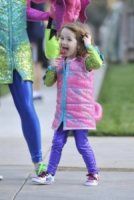 Satyana Denisof - Miami - 31-10-2012 - Ad Halloween le star si vestono così