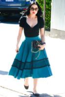 Dita Von Teese - Los Angeles - 04-11-2012 - Vita stretta e gonna ampia: bentornati anni '50!